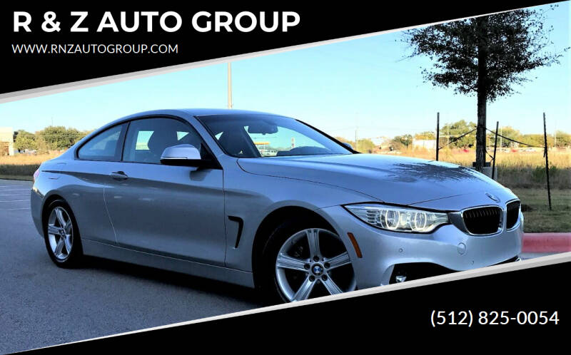 2014 BMW 4 Series for sale in Austin, TX