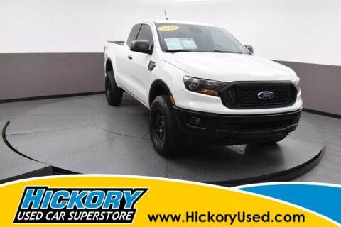 2020 Ford Ranger for sale at Hickory Used Car Superstore in Hickory NC