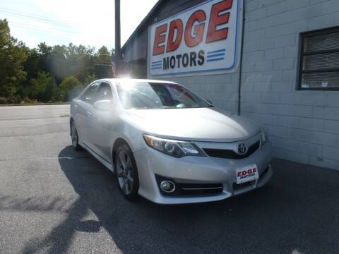 2014 Toyota Camry for sale at Edge Motors in Mooresville NC