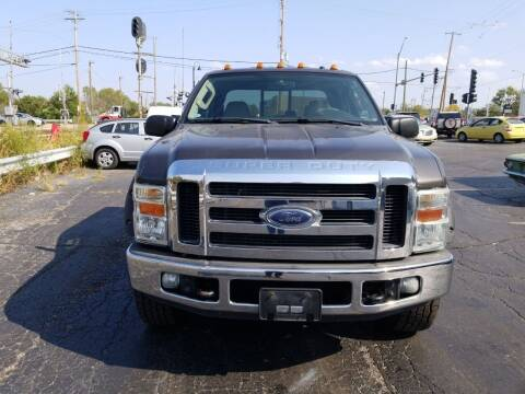 2008 Ford F-350 Super Duty for sale at Discovery Auto Sales in New Lenox IL