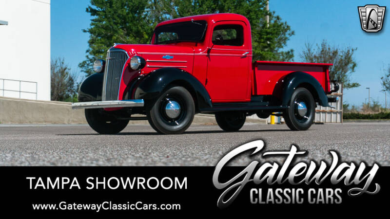 1937 Chevrolet Silverado 1500 for sale in Ruskin, FL