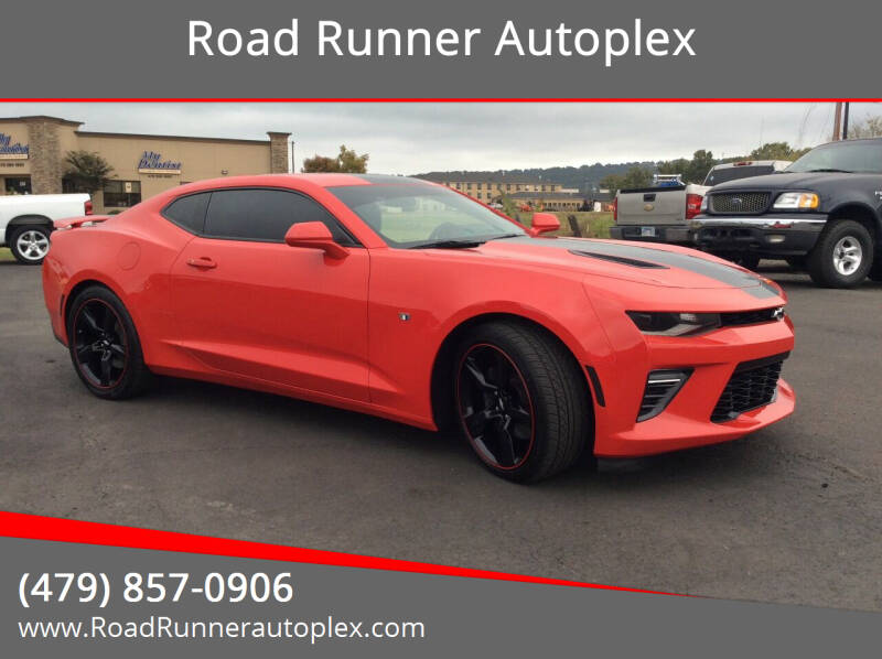 2016 Chevrolet Camaro for sale at Road Runner Autoplex in Russellville AR