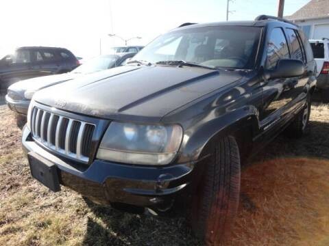 2004 Jeep Grand Cherokee for sale at Carz R Us 1 Heyworth IL in Heyworth IL