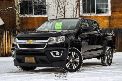 2018 Chevrolet Colorado for sale at Thrifty Car Sales Alaska in Anchorage AK
