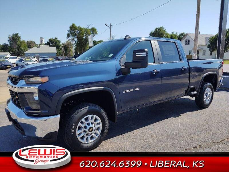 2021 Chevrolet Silverado 2500HD for sale at Lewis Chevrolet Buick of Liberal in Liberal KS