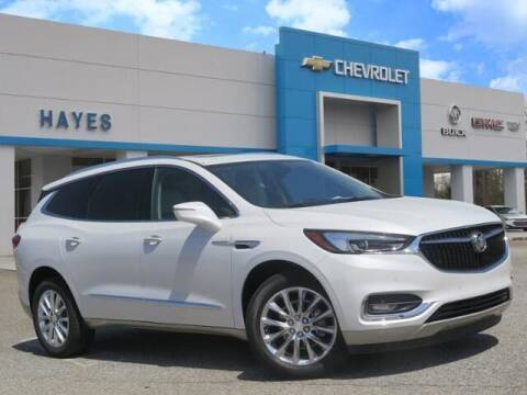 2018 Buick Enclave for sale at HAYES CHEVROLET Buick GMC Cadillac Inc in Alto GA
