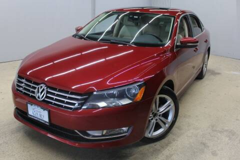 2015 Volkswagen Passat for sale at Flash Auto Sales in Garland TX