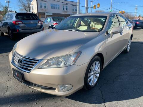 2011 Lexus ES 350 for sale at Better Auto in South Darthmouth MA
