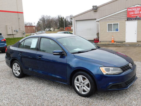 2011 Volkswagen Jetta for sale at Macrocar Sales Inc in Akron OH