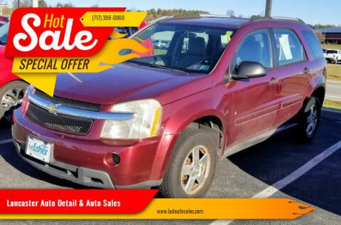 2007 Chevrolet Equinox for sale at Lancaster Auto Detail & Auto Sales in Lancaster PA