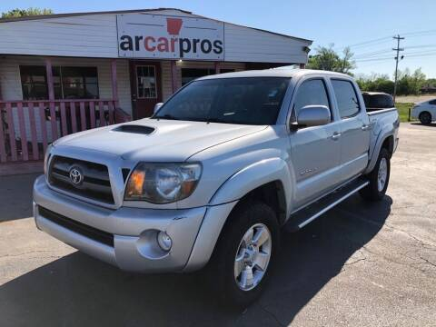 2010 Toyota Tacoma for sale at Arkansas Car Pros in Cabot AR