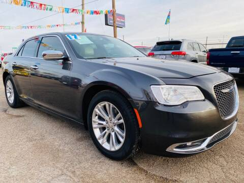 2017 Chrysler 300 for sale at California Auto Sales in Amarillo TX
