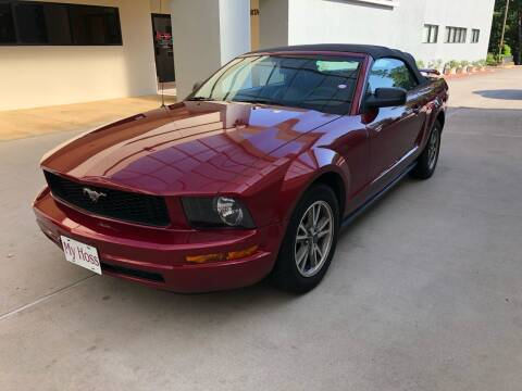 2005 Ford Mustang for sale at Village Wholesale in Hot Springs Village AR