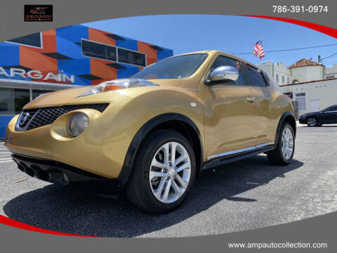 2013 Nissan JUKE for sale at Amp Auto Collection in Fort Lauderdale FL