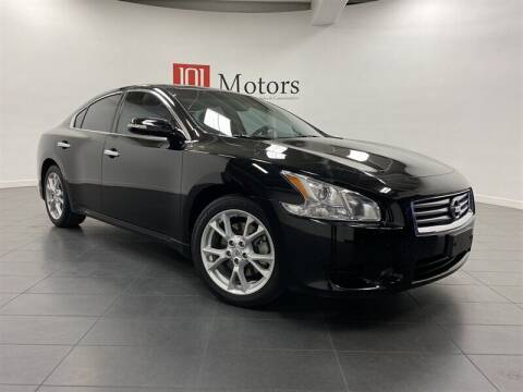2014 Nissan Maxima for sale at 101 MOTORS in Tempe AZ