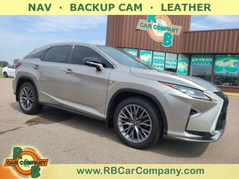 2017 Lexus RX 350 for sale at R & B Car Co in Warsaw IN