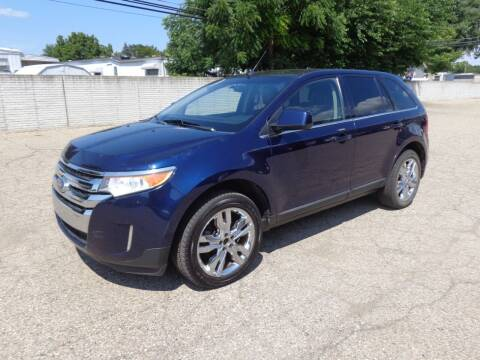 2011 Ford Edge for sale at A & R Auto Sale in Sterling Heights MI