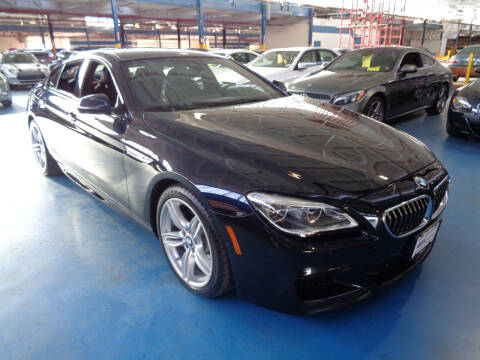 2016 BMW 6 Series for sale at VML Motors LLC in Teterboro NJ
