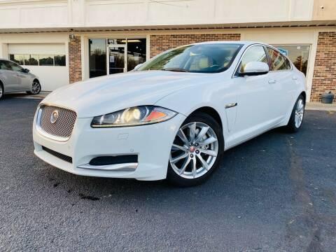 2015 Jaguar XF for sale at North Georgia Auto Brokers in Snellville GA