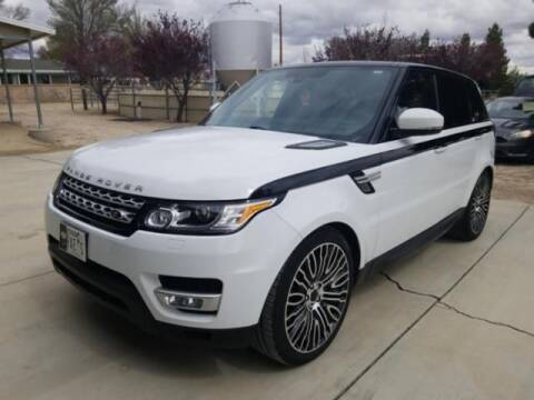 2016 Land Rover Range Rover for sale at Luxury Auto Line in Atlanta GA