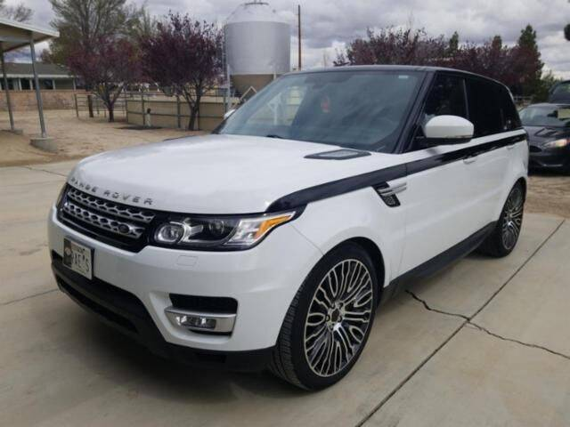 2016 Land Rover Range Rover for sale at Luxury Auto Line in Atlanta GA