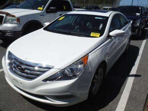 2013 Hyundai Sonata for sale at Cj king of car loans/JJ's Best Auto Sales in Troy MI