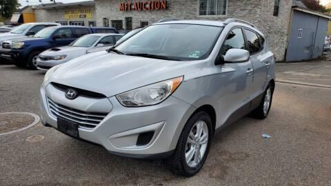 2011 Hyundai Tucson for sale at MFT Auction in Lodi NJ