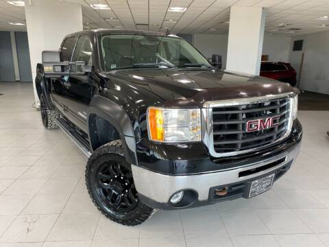 2008 GMC Sierra 2500HD for sale at Auto Mall of Springfield in Springfield IL