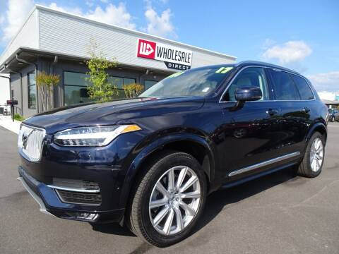 2017 Volvo XC90 for sale at Wholesale Direct in Wilmington NC