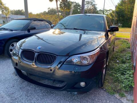 2004 BMW 5 Series for sale at CHECK  AUTO INC. in Tampa FL