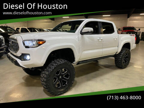 2018 Toyota Tacoma for sale at Diesel Of Houston in Houston TX