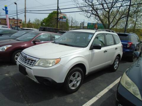 2010 Subaru Outback for sale at Gemini Auto Sales in Providence RI