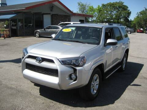 2020 Toyota 4Runner for sale at Import Auto Connection in Nashville TN