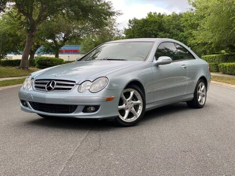 2006 Mercedes-Benz CLK for sale at Presidents Cars LLC in Orlando FL