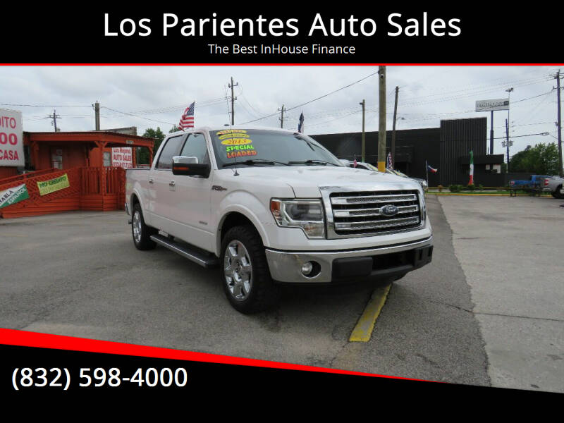 2013 Ford F-150 for sale at Los Parientes Auto Sales in Houston TX