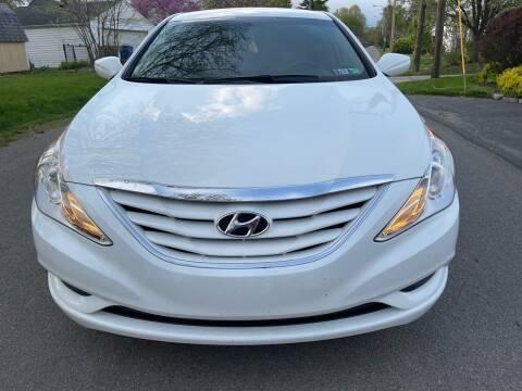 2011 Hyundai Sonata for sale at Via Roma Auto Sales in Columbus OH
