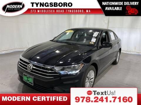 2019 Volkswagen Jetta for sale at Modern Auto Sales in Tyngsboro MA