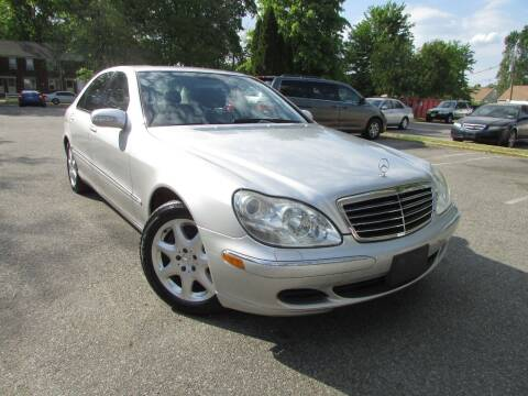 2006 Mercedes-Benz S-Class for sale at K & S Motors Corp in Linden NJ