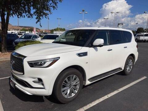 2019 Infiniti QX80 for sale at Stephen Wade Pre-Owned Supercenter in Saint George UT