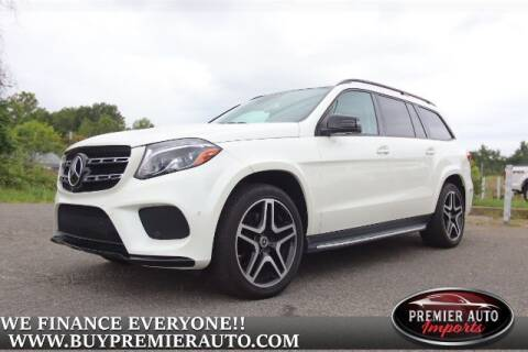 2018 Mercedes-Benz GLS for sale at PREMIER AUTO IMPORTS - Temple Hills Location in Temple Hills MD