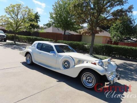 1986 Tiffany Classic for sale at Garrett Classics in Lewisville TX