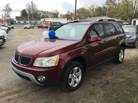 2009 Pontiac Torrent for sale at Antique Motors in Plymouth IN