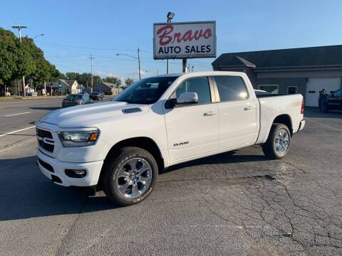 2020 RAM Ram Pickup 1500 for sale at Bravo Auto Sales in Whitesboro NY