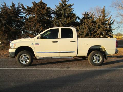 2008 Dodge Ram Pickup 2500 for sale at Joe's Motor Company in Hazard NE