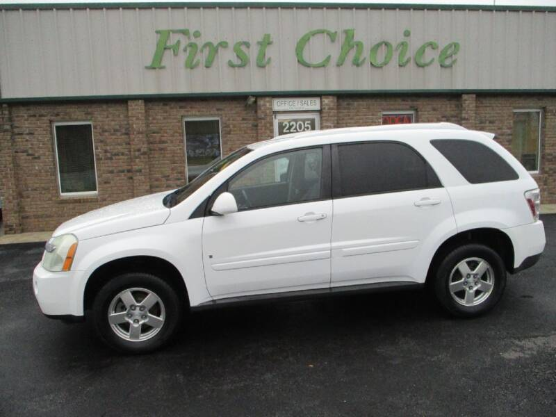 2007 Chevrolet Equinox for sale at First Choice Auto in Greenville SC