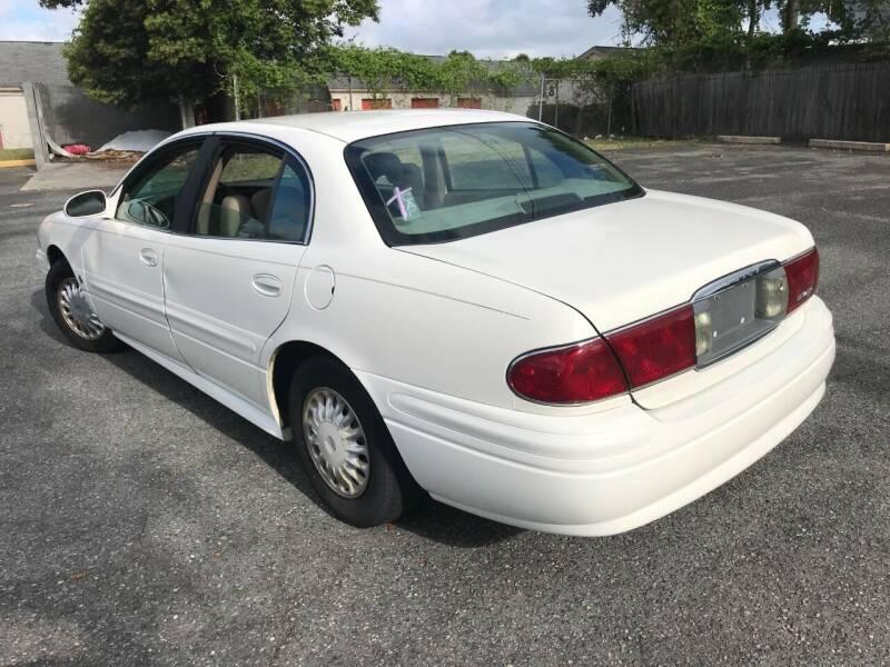 2003 Buick LeSabre Custom 4dr Sedan - Charlotte NC