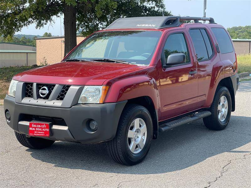 2008 Nissan Xterra for sale at Real Deal Auto in King George VA