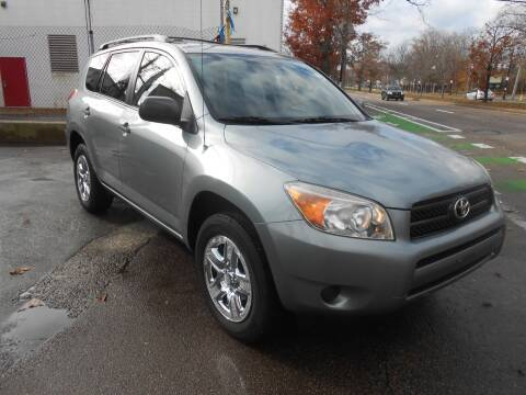 2007 Toyota RAV4 for sale at N H AUTO WHOLESALERS in Roslindale MA