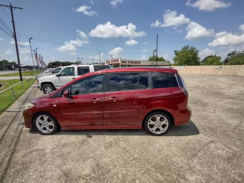 2008 Mazda MAZDA5 for sale at BIG 7 USED CARS INC in League City TX