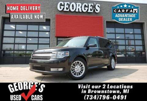 2014 Ford Flex for sale at George's Used Cars - Pennsylvania & Allen in Brownstown MI